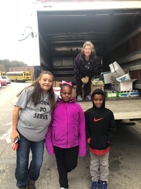 Good Samaritan Center Donation