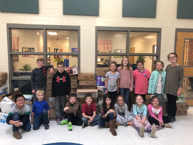 NAES Fall Food Drive