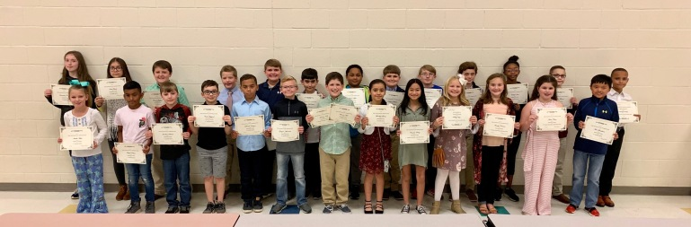 NAES Perfect Scores
