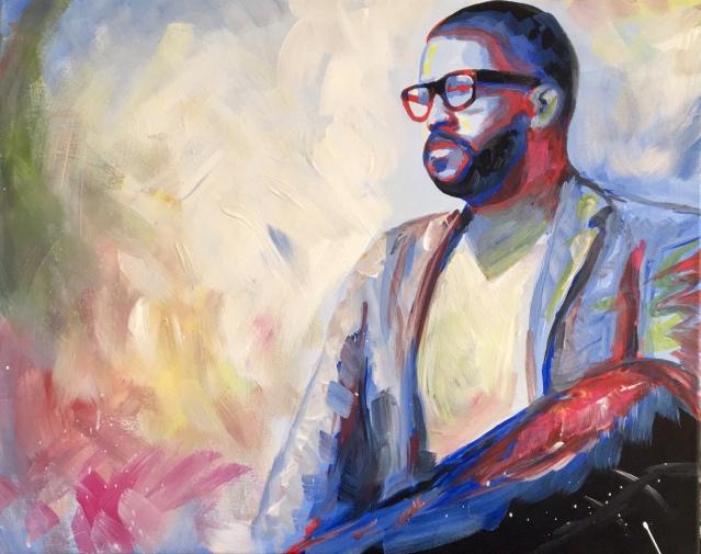 Zeke Portrait by Jenny Hall