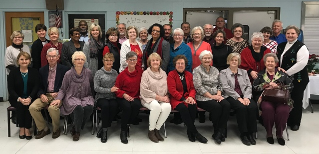 Retired Teachers Luncheon