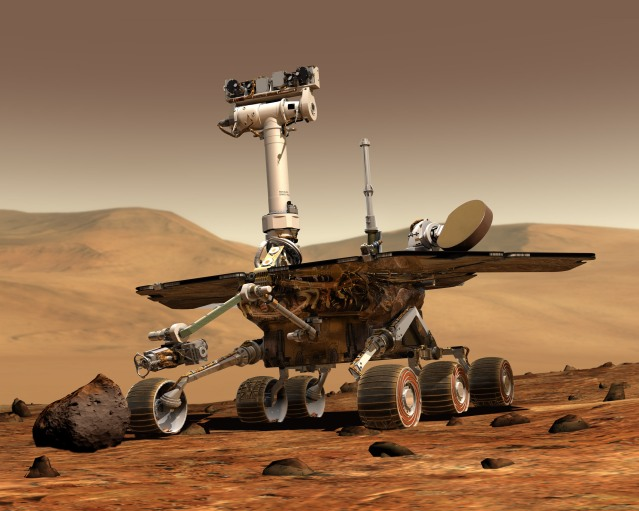 NASA_Mars_Rover Wikipedia