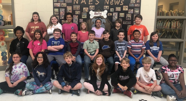 April Students of Month 3 5 NAES