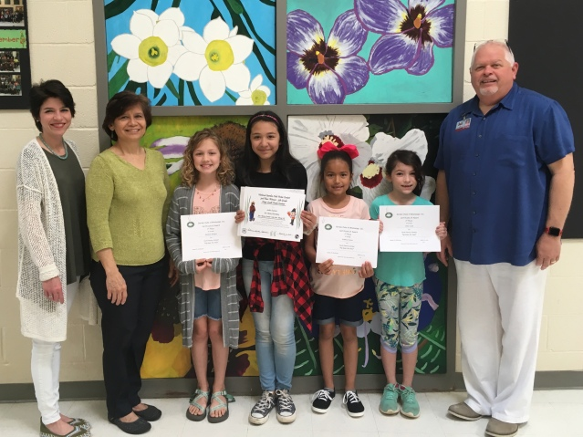 Poetry Contest Garden Club